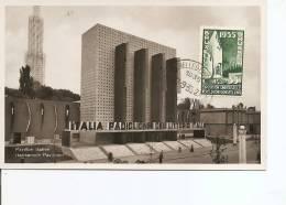Exposition De Bruxelles -1935 -Pavillon Italien ( CM De Belgique à Voir) - 1935 – Brussels (Belgium)