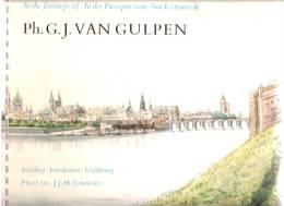 Maastricht-Maestricht-Limburg-limbourg-Nederland-In Het Voetspoor Van Ph.G.J. Van Gulpen-(dessin De La Ville Vers 1840)- - Geography