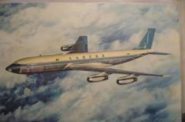 BOEING  707     SABENA     AIRLINE ISSUE - 1946-....: Modern Era