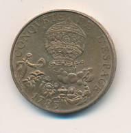 Monnaie, Pièce : France, 10 Francs, 1983, Conquête De L'Espace (1783) - France