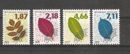 FRANCE 1994 / PREOBLITERES FEUILLES D´ARBRES N° 236/239 Neufs** Cote 2012 =  8.50 Eur - Sonstige