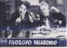 CHARLOT - FILOSOFO - (2) - Documentos Antiguos
