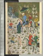Manuscrit Persan Du XVI°siècle Bibliothèque Nationale - Museum