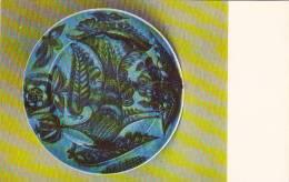 Russia Leningrad Dish Bird 1974 Museum Of The Lomonosov Porcelain Factory - Porcelaine