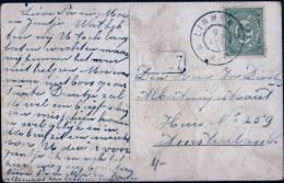 Grootrond Stempel Limmen, 9 Jul '16 Op Fotokaart - Postal History