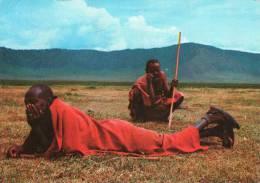 UGANDA , Masai   * - Uganda