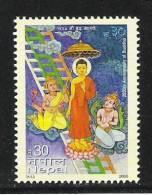 NEPAL,2006, 2550th Anniversary Of Buddha ,MNH ,(**) - Buddhism