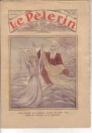 LE PELERIN Hebdomadaire N° 3014 30 Décembre 1934 Ephémérides Nationales , - Livres, BD, Revues
