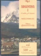 ARGENTINA I - EL MEDIO Y LA HISTORIA - MARIANO ZAMORANO DIEZ - BIBLIOTECA IBEROAMERICANA AÑO 1989 128 PAGINAS - Culture