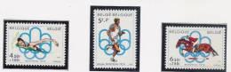 Belgique 1800/02 **  -- Moins Que La Poste !  -- - Unused Stamps