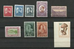 Bulgaria 1927 And Up Accumulation MNH - 1909-45 Kingdom