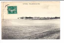 Carte Le Crotoy  ( Peu Courante )  ( Recto Verso ) - Le Crotoy