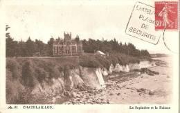 Daguin Chatelaillon - Marcophilie (Lettres)