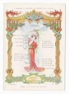 JAPON  /  L´ ORANGE À TRAVERS LE MONDE ( Dessin De L. CHALON ) / JAPONERIE  :  LA DANSE DES ORANGES  ( FOU-TSE ) - Menus