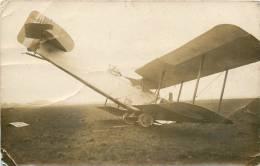 CARTE PHOTO AVION BREGUET BRE 14A2 - 1919-1938: Entre Guerres