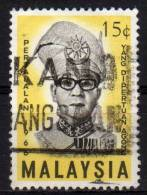 MALAYSIA - 1966 YT 33 USED - Malesia (1964-...)