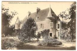 GIRECOURT Sur DURBION Le Château (1) - Ohne Zuordnung