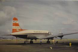 DC 6     CALIFORNIA HAWAIIAN AIRLINES - 1946-....: Moderne