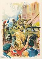 Militaria - Philippe Leclerc De Hauteclocque - Libération Jeep - War 1939-45