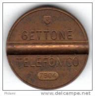 ITALIE, JETON DE TELEPHONE. ( AP13) - Italie