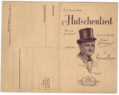 PC2485 Postcard: Eysler Hutschenlied - Music And Musicians