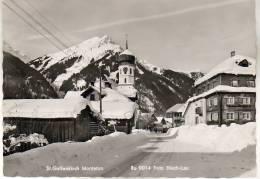 St Gallenkirch Ak72893 - Österreich