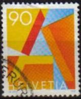 Suiza 1994 Scott 909 Sello º Serie Basica Michel1563X Switzerland Stamps Timbre Suisse Briefmarke Schweiz Francobolli - Suiza