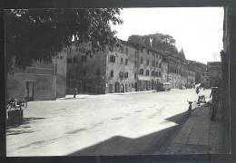 CETONA ( Siena) Piazza Garibaldi Con Pulmann Cartolina Non Viaggiata Anni 50/60 - Italia