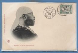 AFRIQUE - ETHIOPIE --   -  Ménélik II Roi D'Abyssinie - Ethiopia