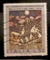 ITALIE  N°  1196   OBLITERE - 1971-80: Usati
