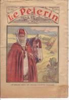 LE PELERIN 22 Septembre 1935 Un Savoro Lybien;  Le Cauchemar De L´Europe ; Léproserie - Libri, Riviste, Fumetti