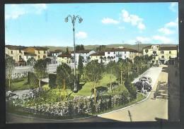 QUARRATA ( Pistoia) Piazza Risorgimento   Cartolina  Viaggiata 1962 - Italia