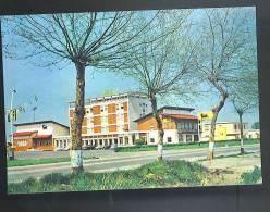 LIVORNO Motel AGIP Con Benzina  Cartolina  NON  Viaggiata  1966 - Livorno