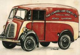 (444)  The Vintage Van - Transporter & LKW