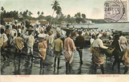 Réf : D-13-378 : Ile Sao Thomé Afrique Occidentale Portugaise - Sao Tome And Principe