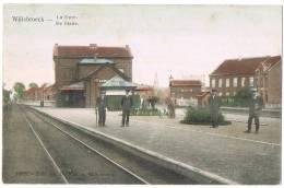 "!!! WILLEBROECK / WILLEBROEK  ""La Gare - Statie / Station"" !!! Edit. Jos. De Maeyer - N°10829 - Willebroek"