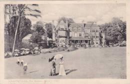 The Mansion Golders Hill London Postcard Very Nice Postmark (LON6518) - London Suburbs