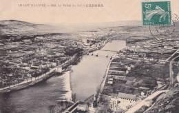CPA 46  CAHORS ,la Vallée Du LOT. (1910) - Cahors