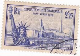 FRANCE : Exposition Internationale De New-York : O : Y&T : 426 - Francia