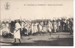 6565 - Souvenir De Djibouti Danse Des Somalis - Djibouti