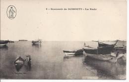 6566 - Souvenir De Djibouti La Rade - Djibouti