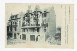 LE TOUQUET - Villa Le Calme Et La Bourasque - J.Magnin Architecte ( Carte Publicitaire ) - Le Touquet