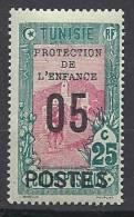 TUNISIE   N� 113 NEUF ** LUXE