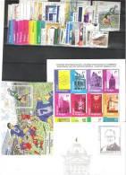 Volledige Jaargang 1998 Postfris Zonder Scharnier **  Lager Dan Postprijs - Bélgica