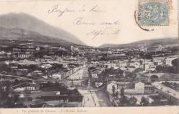 VENEZUELA/Vue Générale De Caracas L'avenue Bolivar/Réf:C0906 - Venezuela