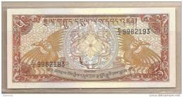 Bhutan - Banconota Non Circolata Da 5 Ngultrum - Bhutan