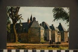 CPSM -(61-ORNE)- CHATEAU DE CARROUGES DU XVe .S (VISITES TOUS LES - France