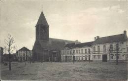 WACKEN - Dentergem - De Kerk - Postbureel - Dentergem