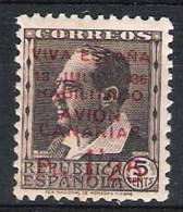 01682 Canarias Edifil 7 * Cat. Eur. 20,- - Nationalist Issues