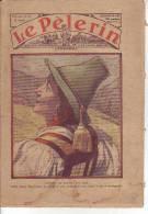 LE PELERIN Hebdomadaire N° 3106 4 Octobre 1936 Tyrolienne, En Espagne Les Reliques, Naufrage Du Pourquoi Pas? De Charcot - Livres, BD, Revues